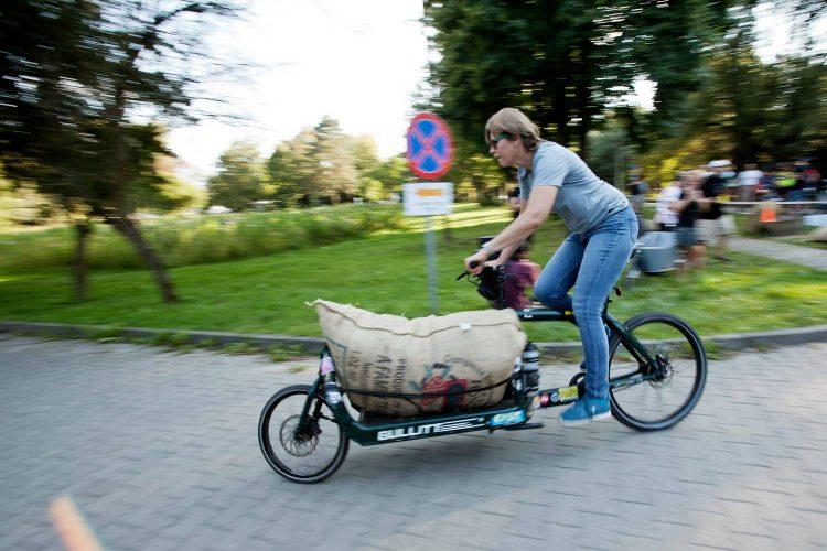 Ogólnopolski Zlot Rowerów Towarowych w Lublinie