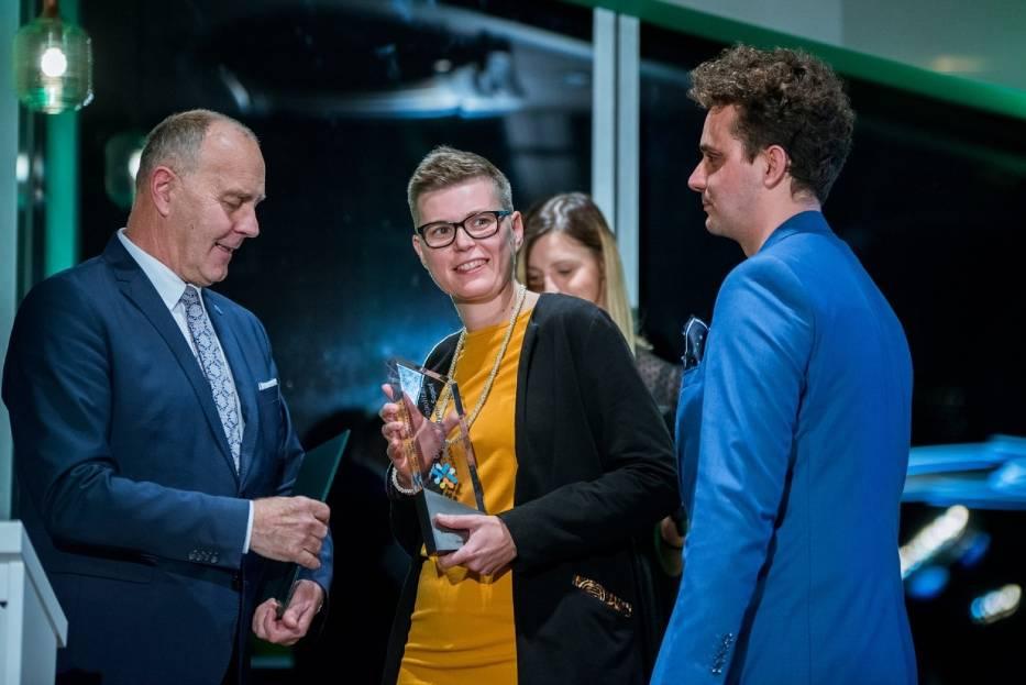 Zostaliśmy laureatami Nagrody Smart Metropolia 2019 w kategorii: Lider zmiany!